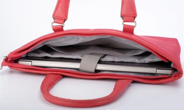 """TOO Női notebook táska - 15,6"""" - Piros"""
