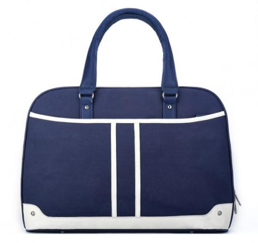 """TOO Női notebook táska - 15,6"""" - Kék-Fehér"""