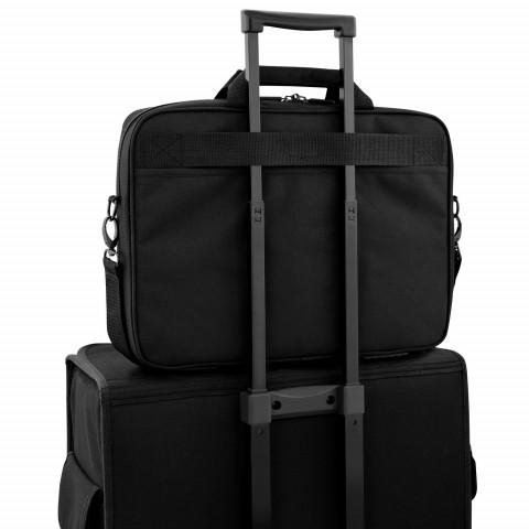 "Seven (V7) Professional Topload 14"" Fekete táska"