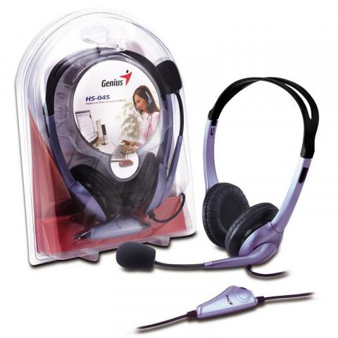 Genius HS-04S headset