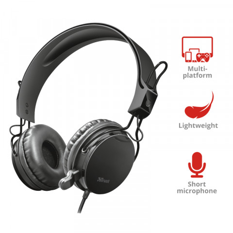 Trust Muro All-round jack headset
