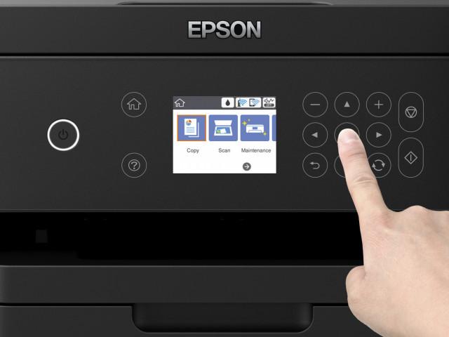 Epson EcoTank L6160 színes multifunkciós tintasugaras nyomtató