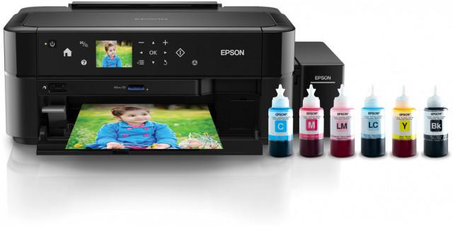 Epson EcoTank L810 színes tintasugaras fotónyomtató