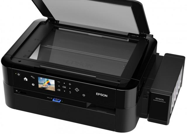 Epson EcoTank L850 színes multifunkciós tintasugaras fotónyomtató