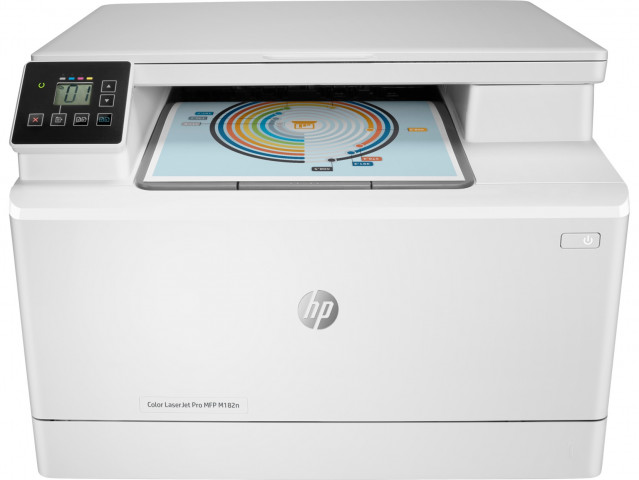 HP Color LaserJet Pro MFP M182n színes multifukciós lézernyomtató