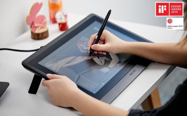 Wacom Cintiq 16 FHD Pen digitális táblamonitor
