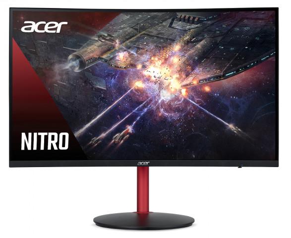 """Acer Nitro XZ272UPbmiiphx FreeSync 27"""" hajlított"""