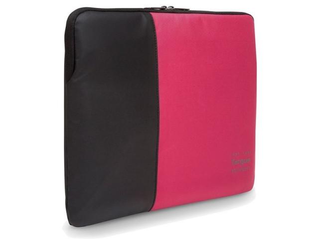 """Targus Pulse 13 - 14"""" notebook tok, fekete-rózsaszín"""
