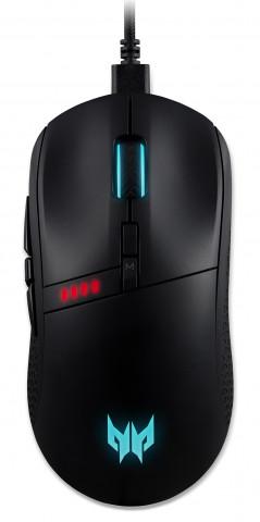 Acer Predator Cestus 350 Gamer Egér