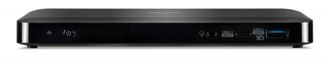 Acer ADK930 USB Type-C Dock III Black - dokkoló