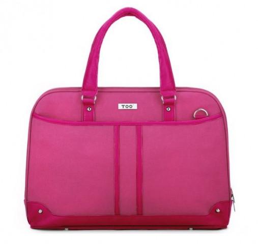"""TOO Női notebook táska - 15,6"""" - Rózsaszín"""