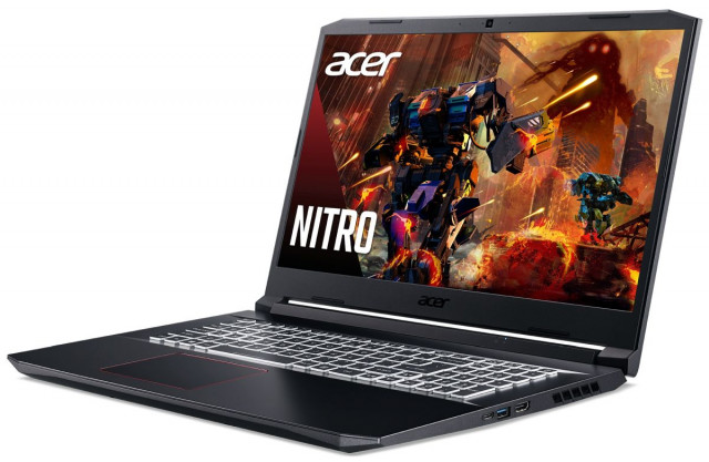 Acer Nitro 5 - AN517-52-72YS
