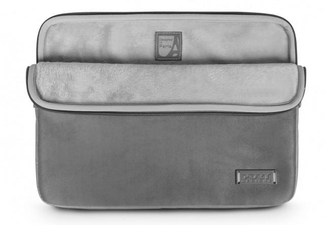 "Port Designs Milano notebook sleeve tok 15,6"" szürke"