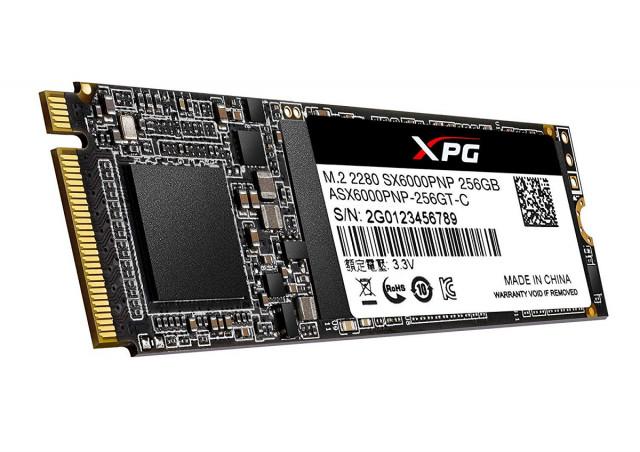 ADATA XPG SX6000 Pro 256GB SSD