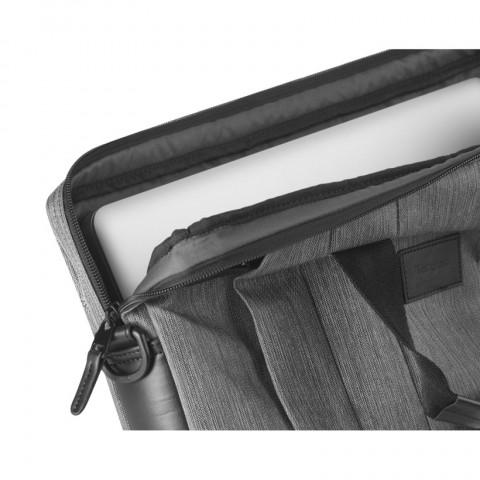 """Targus CitySmart 16"""" Slipcase szürke táska"""