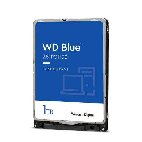 "Western Digital Blue 2,5"" 1TB HDD"