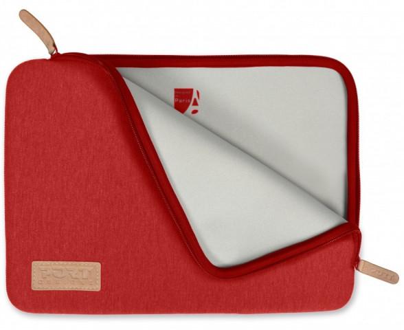 "Port Designs Torino notebook sleeve tok 13,3"" - piros"