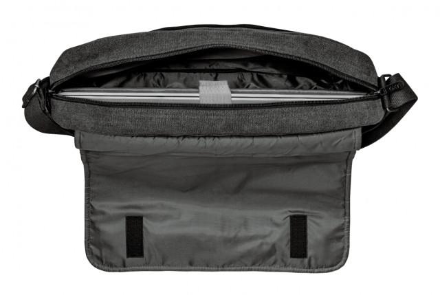 """Trust GXT 1260 Yuni 15,6"""" szürke notebook táska"""