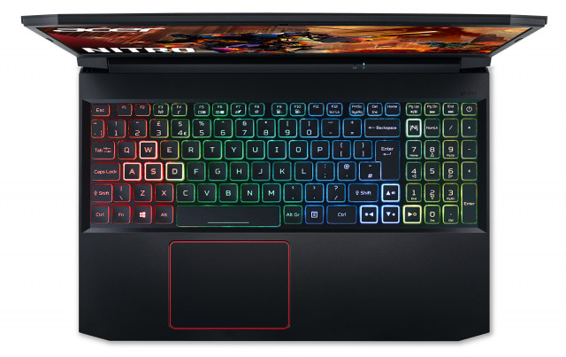 Acer Nitro 5 - AN515-55-7604