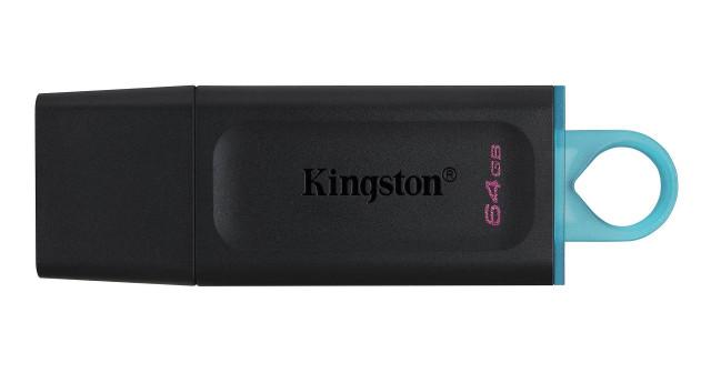 Kingston 64GB USB3.2 DataTraveler Exodia (DTX/64GB) fekete pendrive