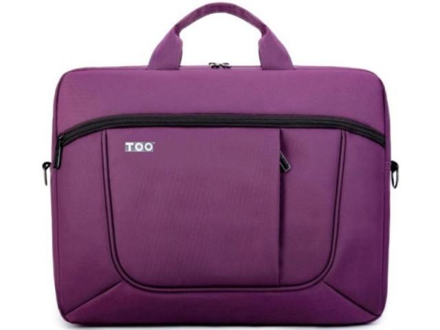 """TOO Notebook táska - 15,6"""" - Lila"""