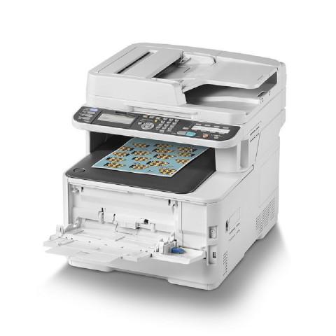 OKI MC363DNW duplex lézer MFP nyomtató