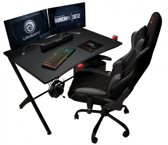 Trust GXT 711 Dominus Gaming Asztal