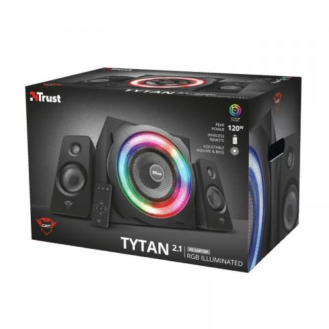 Trust GXT 629 Tytan RGB 2.1 hangfal