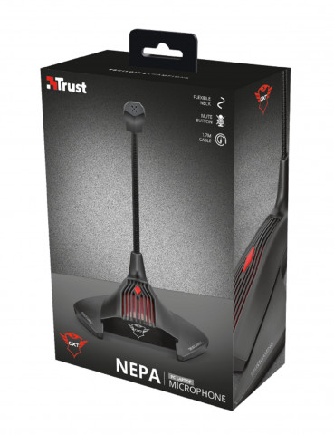 Trust GXT239 Nepa Gamer mikrofon