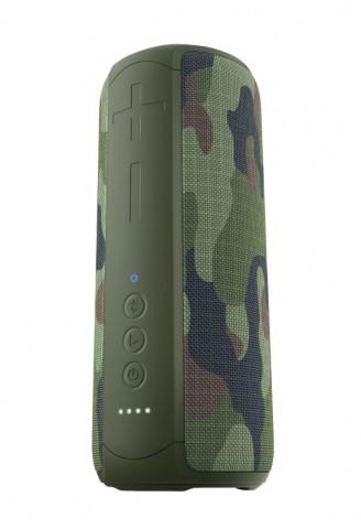 Trust Caro Max vezeték nélküli Bluetooth hangszóró - Terepmintás