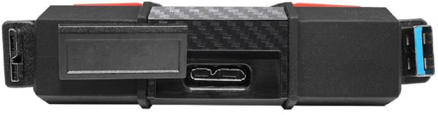 """ADATA HD710P 2,5"""" 2TB USB3.2 ütés és vízálló piros külső winchester"""