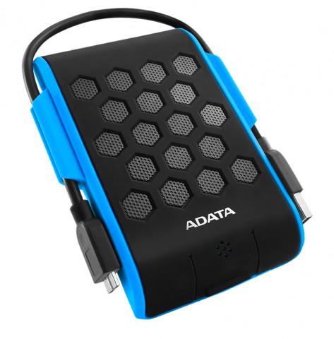 """ADATA AHD720 2,5"""" 1TB USB3.1 ütés és vízálló kék külső winchester"""