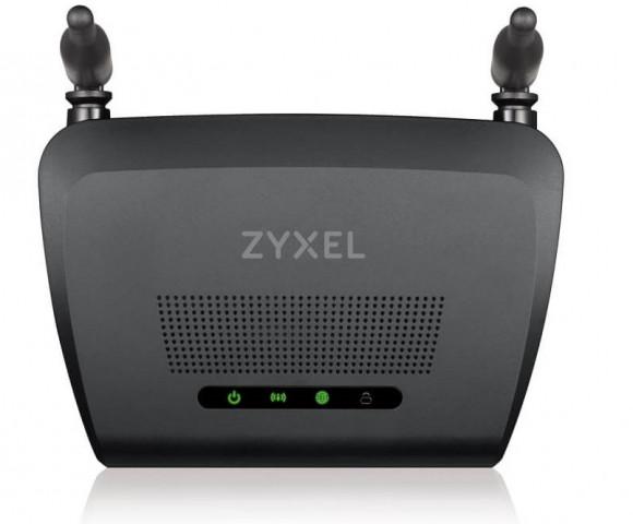 ZyXEL NBG418Nv2 N300 Vezeték nélküli Router