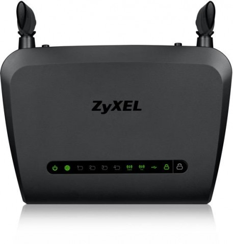 ZyXEL NBG6515 Dual-Band AC750 vezeték nélküli router