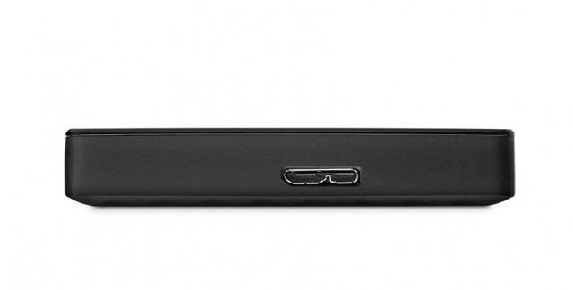 Seagate Expansion Portable 2TB külső merevlemez USB 3.0 Fekete