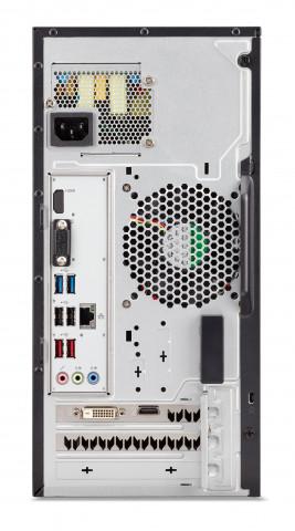 Acer Aspire TC-391 Ryzen 3 asztali gép