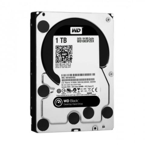 """Western Digital Black 3,5"""" HDD 1TB"""