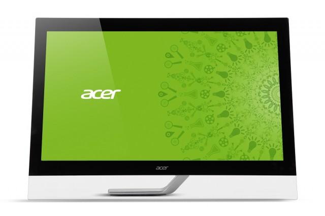 """23"""" Acer érintőképernyős IPS monitor T232HL"""