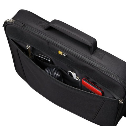 """Case Logic VNCI-217 17.3"""" Fekete Notebook táska"""