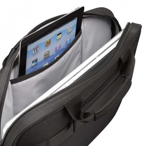 """Case Logic DLC-115 15.6"""" Notebook táska - Fekete"""