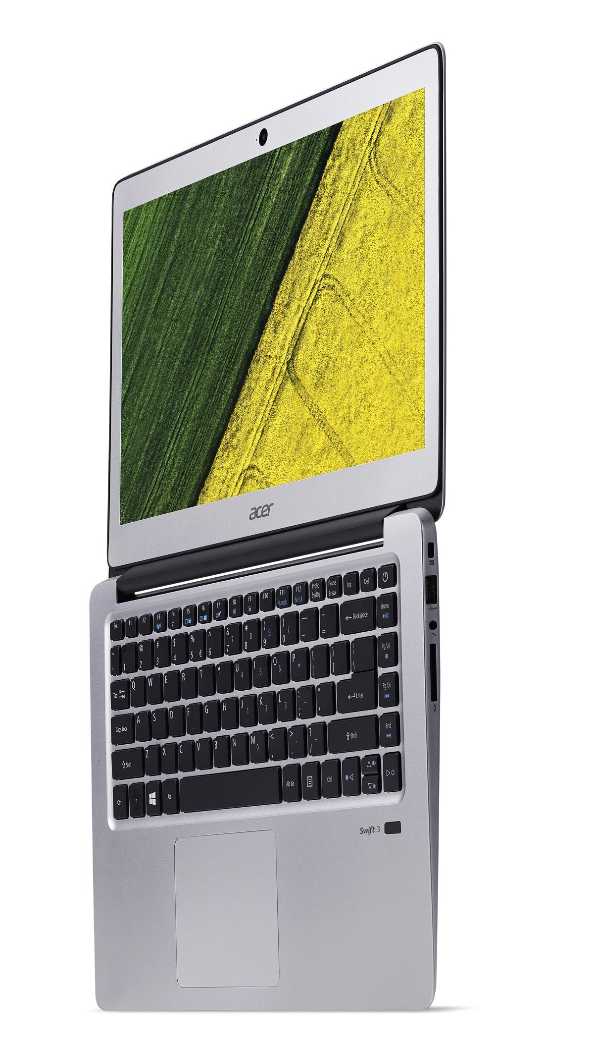 60912d6740dd acer Swift 3 Ultrabook - SF314-51-333S - Ezüst - Matt kijelző - Már ...
