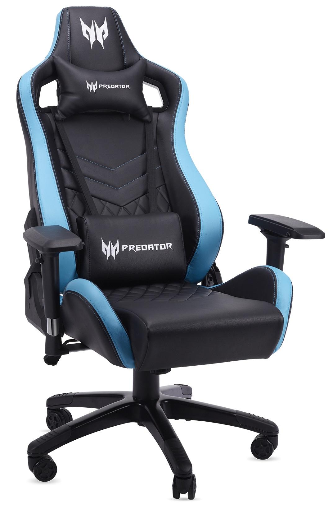 Acer Predator Gaming PGC810 fekete kék forgószék