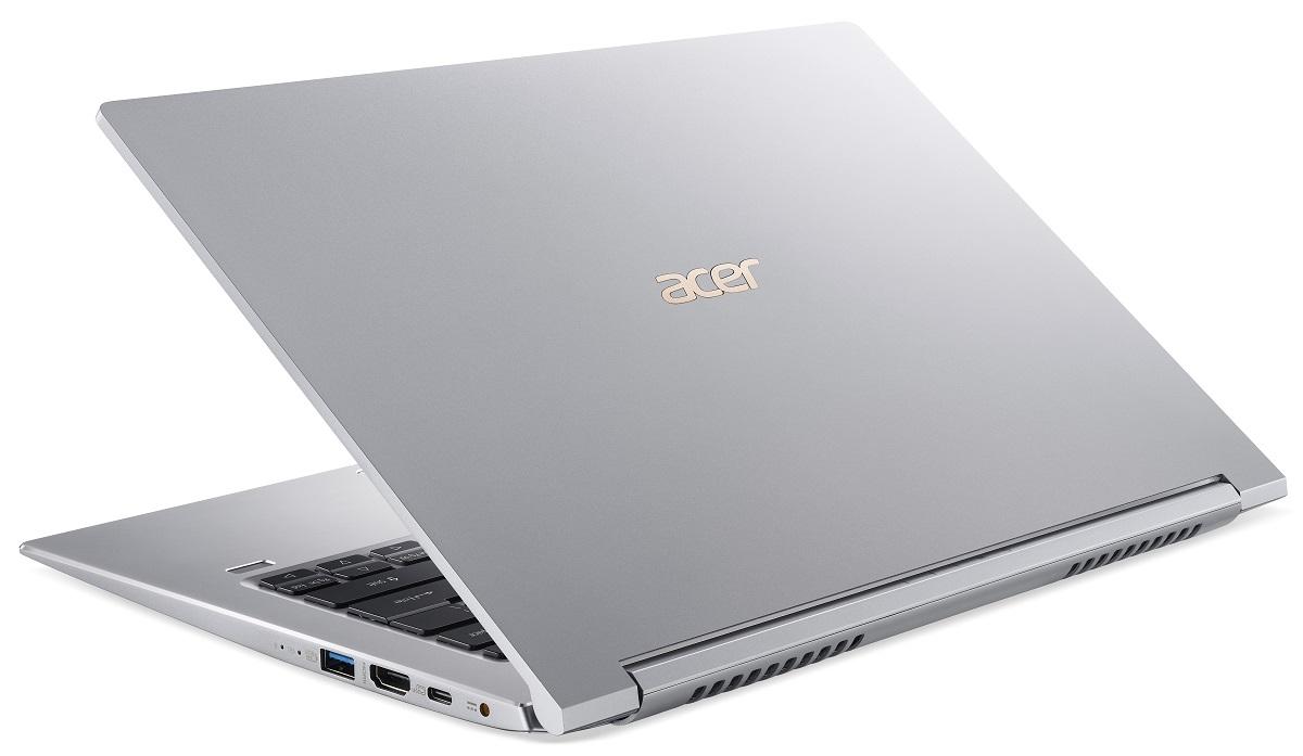 8565882a6077 acer Swift 3 Ultrabook - SF314-55-76WW - Ezüst - Már 2 Év ...