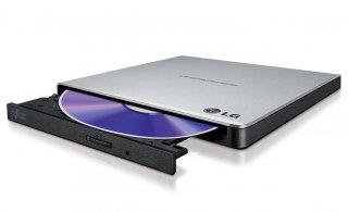 LG GP57ES40 Ultra Slim külső USB 8x DVD/CD író-olvasó