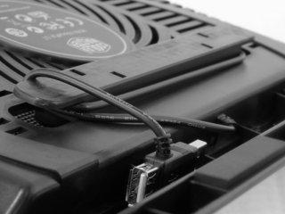 """Cooler Master NotePal L1 hűtőpad 17"""""""