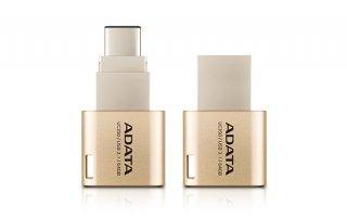 ADATA 32GB USB3.1 Type-C Arany pendrive