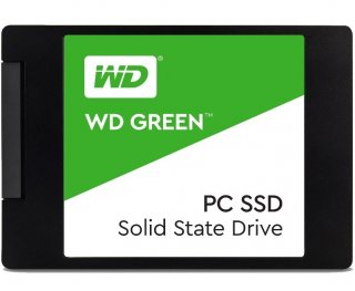"Western Digital WD Green 240GB SSD SATA3 2.5"" WDS240G2G0A"