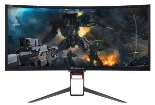 "Acer Predator Z35P Nvidia G-Sync Monitor 35"" Hajlított"
