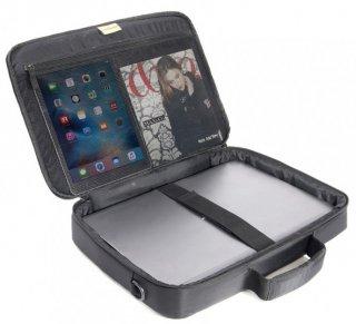 "Tucano Forte 15.6"" Notebook táska - Fekete"
