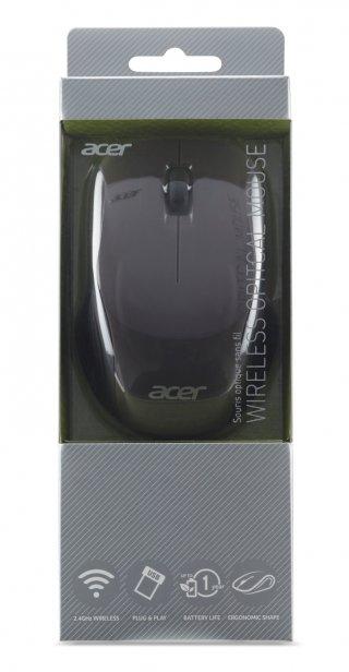 Acer AMR 514 Wireless egér - Fekete